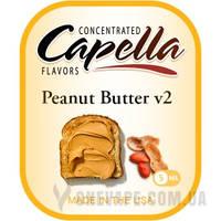 Ароматизатор Capella Peanut Butter v2 (Арахисовое Масло)
