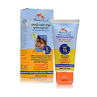 Солнцезащитный детский крем Mommy Care SPF-15, 60 мл 491122 ТМ: Mommy Care