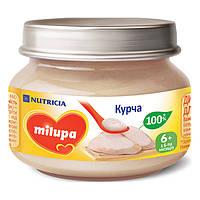 Пюре Milupa Цыпленок, 80 г 122319 ТМ: Milupa