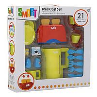Игровой набор для завтрака Smart* 1684124 ТМ: SMART
