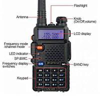 Оригинал радиостанция рация Baofeng UV-5R
