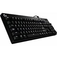Клавиатура Logitech G610 MX Cherry Red UKR (920-007846) Black