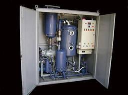 УВСМ-1 вакуумная установка для сушки масла