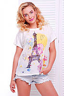 "Женская футболка ""Air"" FB-1346A"