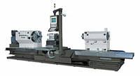 Токарный станок с ЧПУ для обработки прокатных валков серии R16M, Hankook