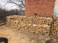 Дрова для сауны и бани колотые Киев и область с доставкой