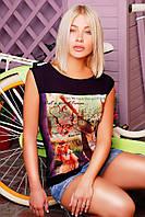 """Женская футболка """"Classic"""" FB-1133Q1"""
