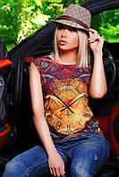 """Женская футболка """"Classic"""" FB-1137O1"""