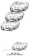 Декоративные элементы Каскад «Альпийский» арт.118
