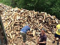 Дрова сухие колотые с доставкой Киев и область