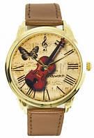 """Наручные часы """"Скрипка"""""""