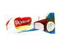 Сырок глазированный Дольче кокос 15% 36г  - Интернет-супермаркет Produktoff в Киевской области
