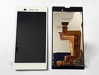 Оригинальный дисплей (модуль) + тачскрин (сенсор) для Sony Xperia T3 D5102   D5103   D5106   M50w (белый)