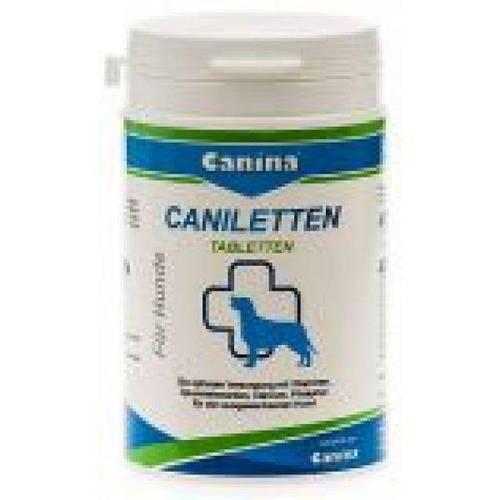 Canina Caniletten 300g (150 таб) - кальций содержащий комплекс для собак, фото 2