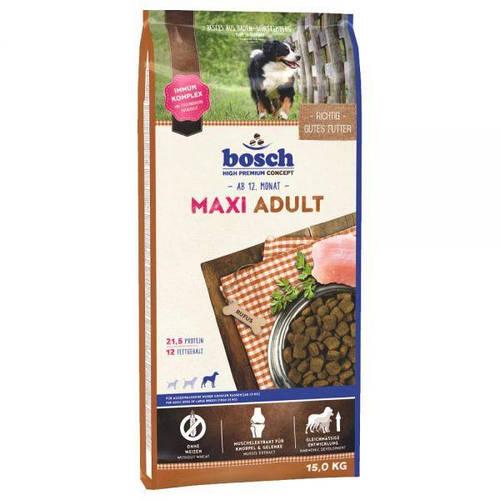 Bosch Bosch Adult Maxi (Бош Эдалт Макси), корм для крупных пород собак, 15кг NEW!, фото 2