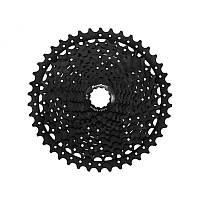 Кассета инд. 11-k 11-42T SUN RACE MS8 MTB, алюминиевый паук, Black