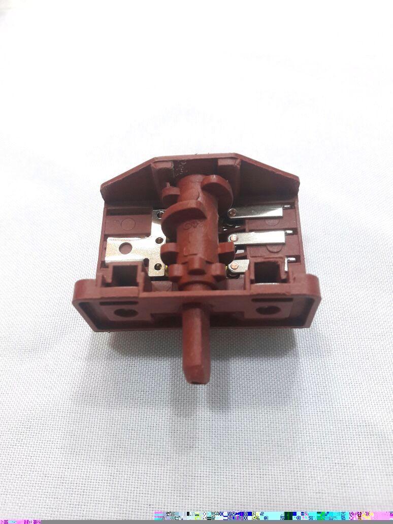 Переключатель 4-позиционный Tibon (2+3) на электроплиты (Ref 430 / 16А / 250V / Т125)