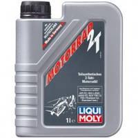Liqui Moly Racing 2T Полусинтетическое моторное масло для 2-тактных мотоциклов 1л (3981)