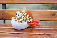 Рыбка Шарик леопардовая 0114KM