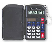 Калькулятор Kenko KK 568, 8 разрядный калькулятор со звуком, компактный карманный калькулятор!Акция