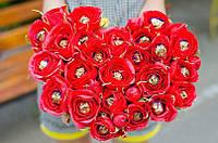Букет Сладкое сердце №1 0182KM