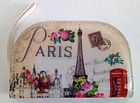 """Детский кошелек для девочки """"Париж"""""""