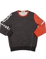 Итальянская детская одежда, джемпер  для мальчика Street Gang р-ры 92,98,104,110,116
