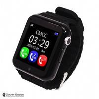 Смарт-часы V7k (UWatch Smart GPS V7K black)