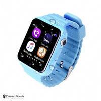 Смарт-часы V7k (UWatch Smart GPS V7K blue)