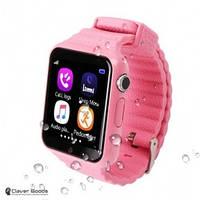 Смарт-часы V7k (UWatch Smart GPS V7K pink)
