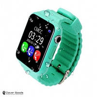 Смарт-часы V7k (UWatch Smart GPS V7K green)