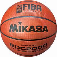 Мяч баскетбольный MIKASA BDC2000