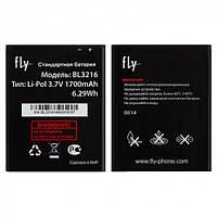 Аккумулятор для мобильного телефона Fly BL3216 (тех.пакет)