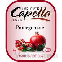 Ароматизатор Capella Pomegranate (Гранат) 5 мл.