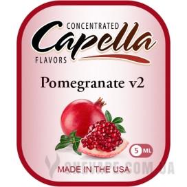 Ароматизатор Capella Pomegranate v2 (Гранат)