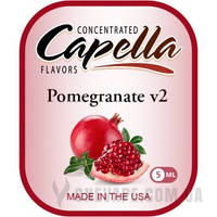 Ароматизатор Capella Pomegranate v2 (Гранат) 5 мл.