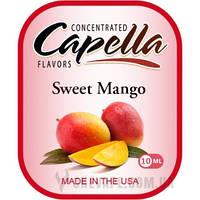 Ароматизатор Capella Sweet Mango (Сладкий Манго) 10 мл.