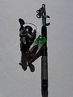Комплект спиннинг Kalipso 2.40m + Катушка Cobra CB 340 3bb, фото 1