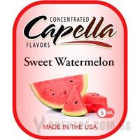 Ароматизатор Capella Sweet Watermelon (Сладкий Арбуз) 5 мл.