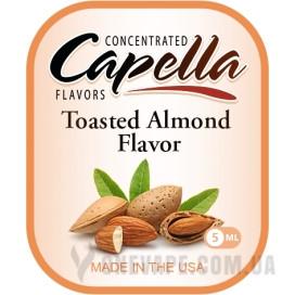 Ароматизатор Capella Toasted Almond Flavor (Жареный миндаль)