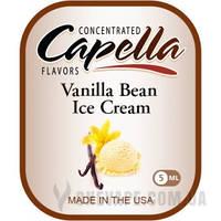 Ароматизатор Capella Vanilla Bean Ice Cream (Ванильное Мороженое) 5 мл.