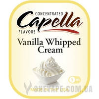 Ароматизатор Capella Vanilla Whipped Cream (Взбитые сливки)