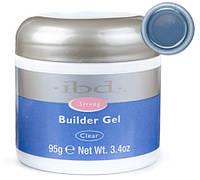 Прозрачный конструирующий гель IBD Builder Gel Clear, 95 г