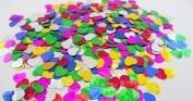 Конфетти сердца  фольгированные 200 гр. разные размеры - zaleksandra vs co в Херсоне