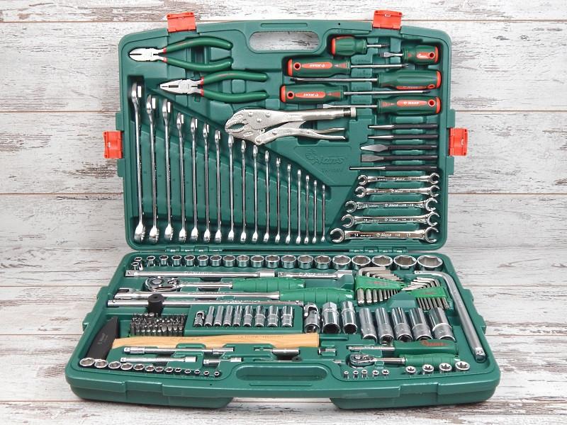 Набор инструментов HANS TK-158V (158 предметов)