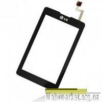Сенсорний екран Lg KP500 чорний