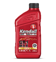 Масло Kendall® GT-1 Max Motor Oil with Liquid Titanium® 5W-20, 946мл.