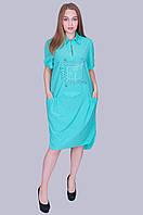 Платье - рубашка. Размер 60 Код 584. Хмельницкий