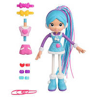 Кукла-конструктор Бетти Спагетти в зимнем наряде / Betty Spaghetty Doll  Winterland