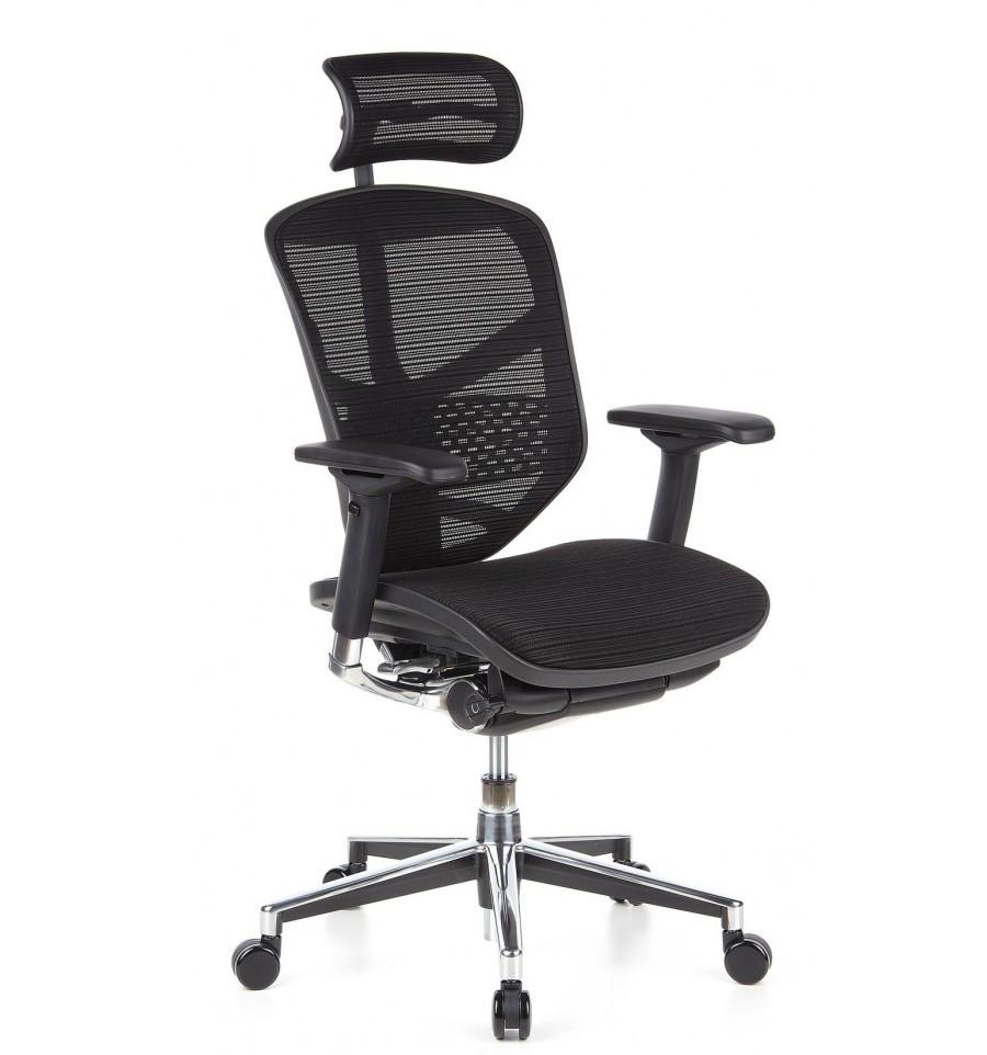 Эргономичное Кресло Comfort Seating Enjoy (EJE-HAM) Black